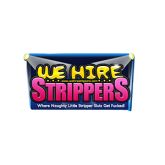 We Hire Strippers