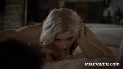 Hot Busty Zazie Skymm Sucks & Anal Fucks Dick!