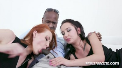 Mommy Isabelle Lui Shares BBC with Freya Dee!