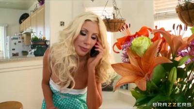 Blonde MILF Puma Swede is Secretly a Webcam Girl