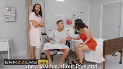 Getting Threesome in the Hospital - DesiPlay