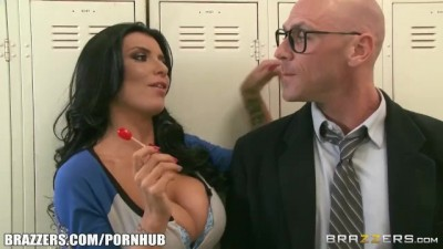 Locker Room Threesome - Brazzers