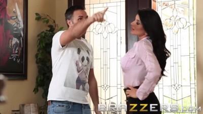 Big Tits Teacher Romi Rain wants some Big Cock