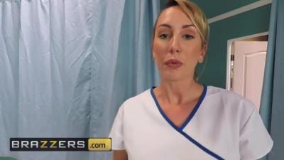 Naughty Nurse POV Fantasy - Brett Rossi