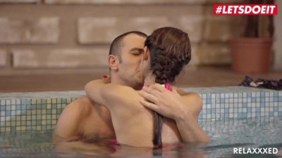 Vivien Bell Big Ass Hungarian Young Erotic Pool Sex