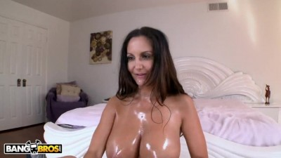 Ava Addams is a Tremendous MILF with Lovely Big Tits