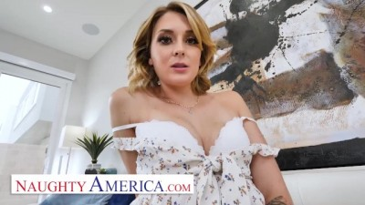 Charlotte Sins goes to Neighbor for Dick
