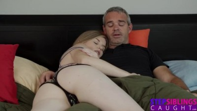 Step Daughter Teaches Daddy - Pornmilo