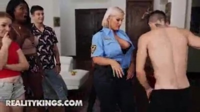 Big Ass Cop Julie Cash - RK Prime