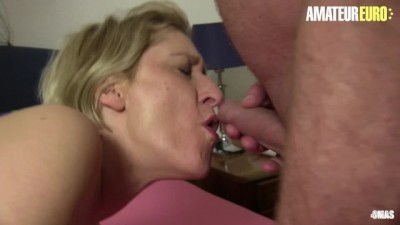 Mature German Wife Shared by Husband with his Neighbor