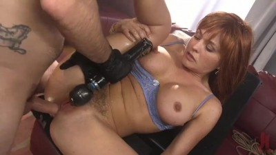 Krissy Lynn Gets Fucked in every Hole by Tommy Pistol