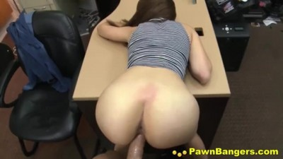 Horny Latina Young Slut Naomi Gets Banged in her Heels