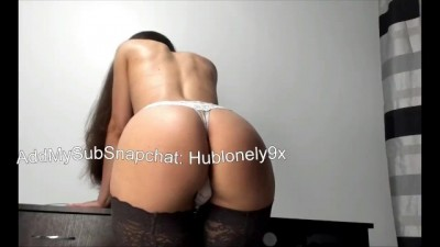 Big Booty PAWG Crystal Lust Gets Pounded in a Hotel Wearing