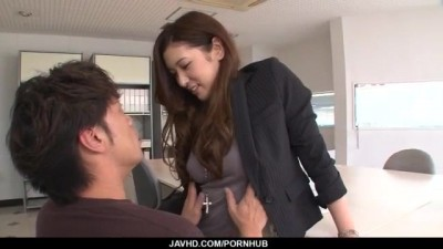 Yui Kasuga Feels Pleasure in Extreme Porn Scenes
