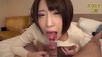 A Japanese Girl who Feels so Good that she has a Real Orgasm Cowgirl Style