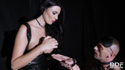 Submissive MILF Ania Kinski Dominated in Epic BDSM Anal Fetish Fuck Scene