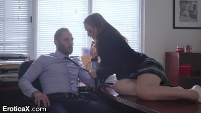 Danni Rivers Craves her Principal's Dick