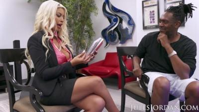 Bridgette B Big Tit MILF Gets Dredd's Big Black Dick