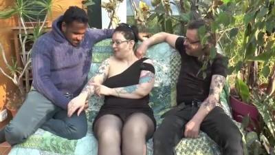 Steph Debar is a Slut BBW doing Motherfucker