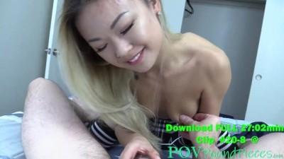 Chinese Asian Young Lulu Chu POV Homemade Sex Tape