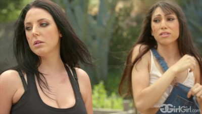 A World without Men - Angela White, Kendra Spade