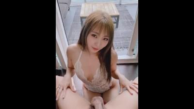 TokyoDiary - Instagram Model Vivienne's Cum Play