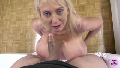 Mature Babe Bends over for my Cock