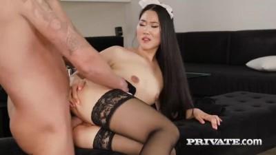 Asian Maid Kitty Yung