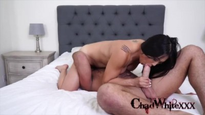 6m Trailer Asian Babe Naoymi Starr Sucks Fuck Chad White Huge Cock