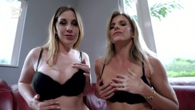 Cory Chase and Amiee Cambridge