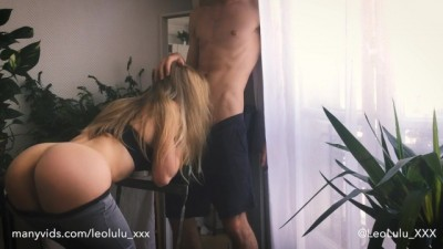 Fit Teen Fucked By Big Dick