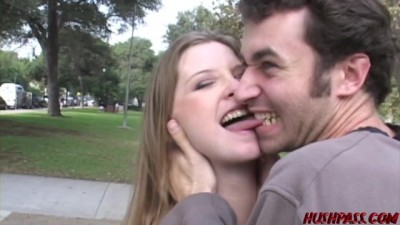 Bubble Butt Sunny Lane Blows Cock before Fucking Doggystyle