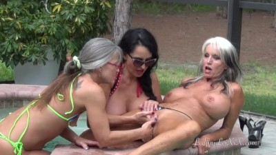 Three Milfs and a Black Cock
