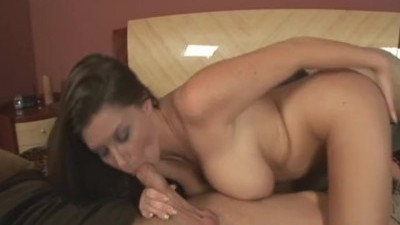 Awesome Tit Wife Fucks a Friend