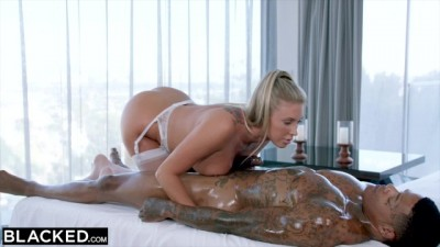 Samantha Saint cant Resist BBC and Rimming