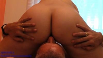 Pussy Licking. Female Perspective POV - MONTSITA