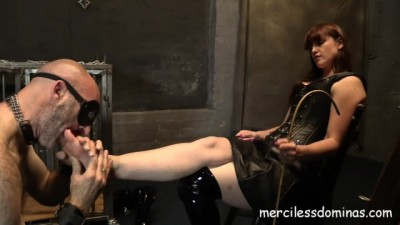 Golden Shower and Boots Worship