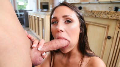 Tall Brunette Anna Morna Fucks You Good