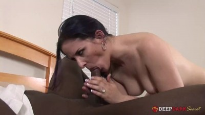 Big Booty MILF Caroline Pierce Railed by Black Dick