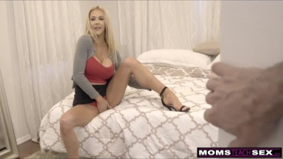 Cumming With My Step Mom