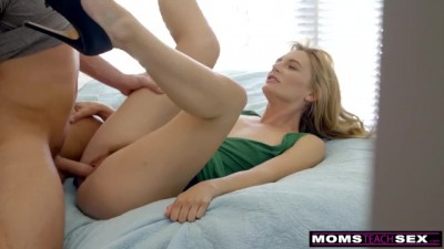 Hot Wife Uses Step Sons Cock In Revenge Fuck