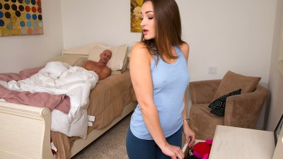 Dani Daniels fucking in the bedroom