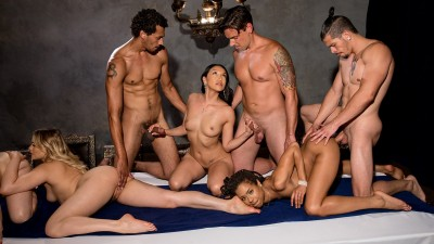 Tori Black In The Greatest Orgy Ever Filmmed