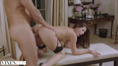 Little Caprice Cheats In Paris