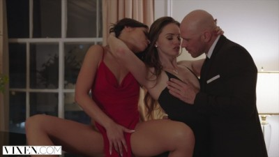 Tori Black And Adriana Chechik In The HOTTEST Threesome Ever Made