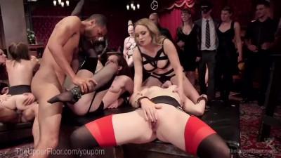 Anal Slut Orgy - BDSM