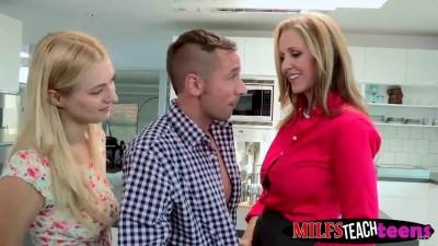 Natalia shares her boyfriends cock