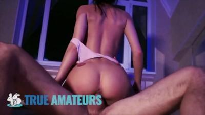 Big tit gf fucked still she squirts