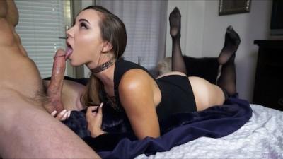 Oral creampie delight - Sasha Foxxx