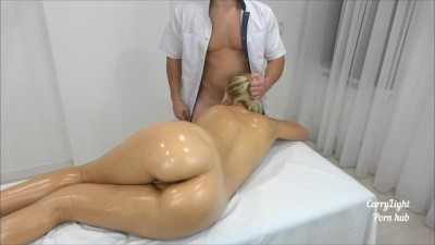 In-Home Massage Therapist fucked
